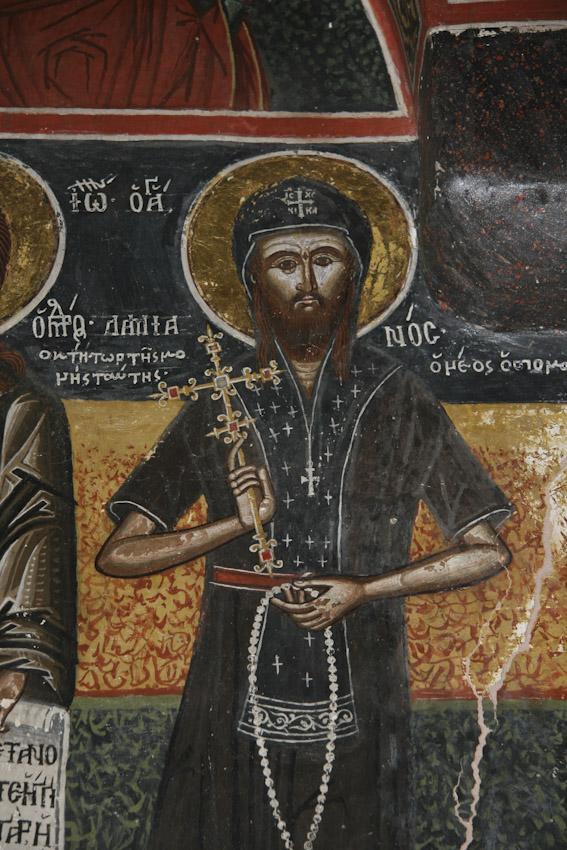 Ιερά Μονή Παναγίας Πελεκητής