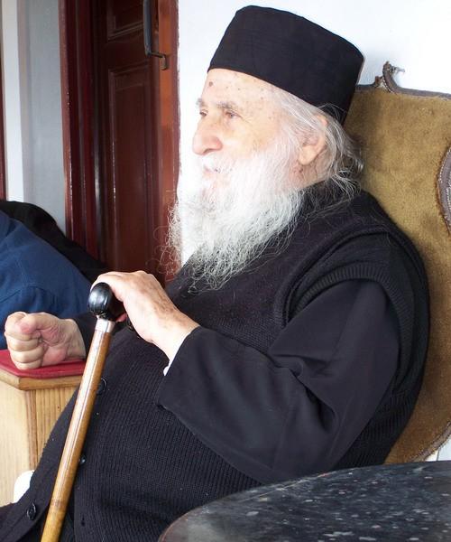 Σύγχρονος πνευματικός λόγος από τον γέροντα Ιωσήφ τον Βατοπαιδινό