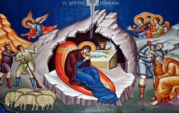 Η εορτή των Χριστουγέννων – Θεοφανείων