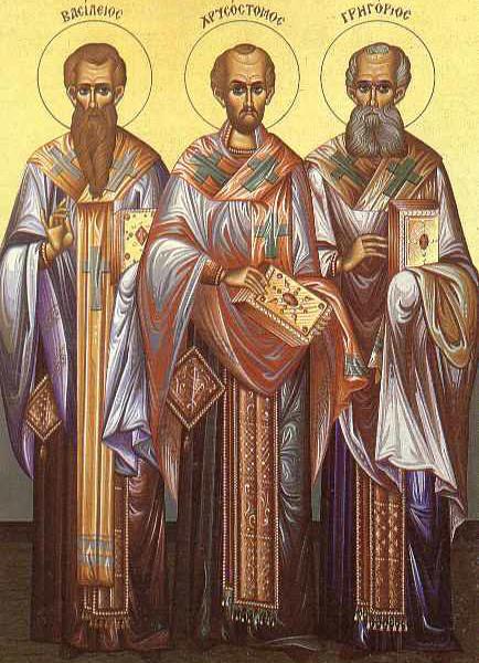 Η ελληνική και η κατά Χριστόν μόρφωσις, κατά τους τρεις Ιεράρχας(*)