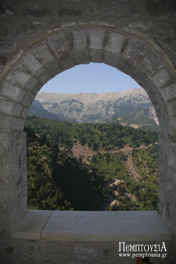 Ιερά Μονή Σπηλιάς Αγράφων