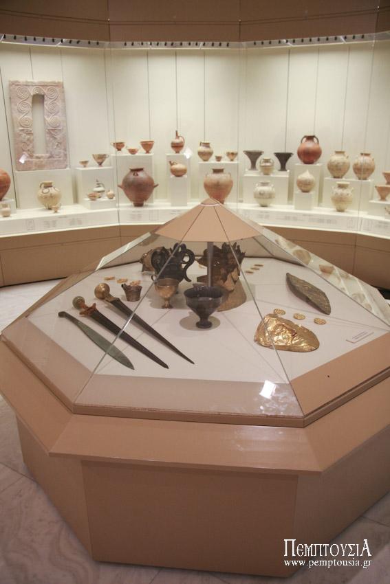 Το μουσείο των Μυκηνών