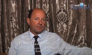 Νίκος Παπαδημητρίου: «Η αξία των χρυσοβούλλων από τα βυζαντινά χρόνια έως σήμερα»
