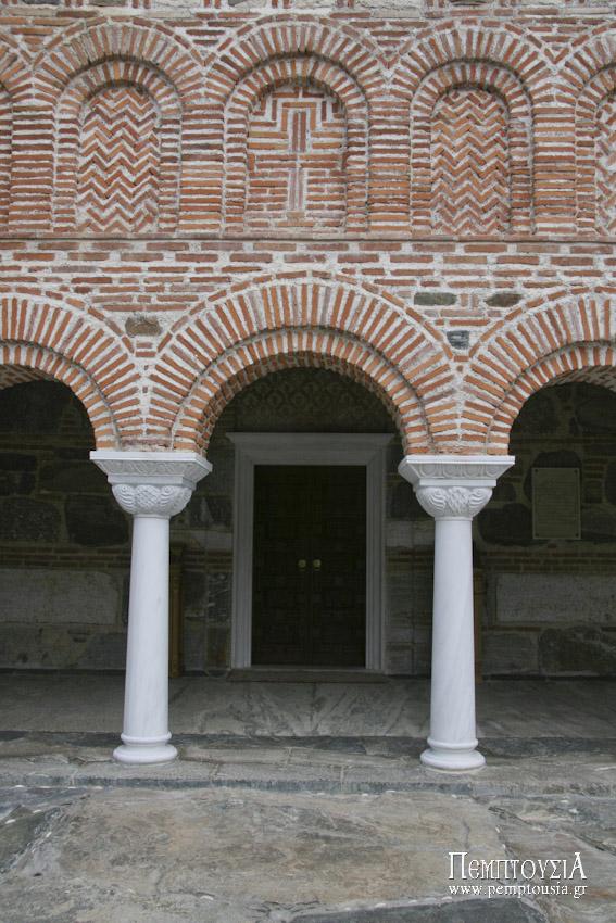 Το Ιερό Ησυχαστήριο του Τιμίου Προδρόμου (Ακριτοχώρι Σερρών)