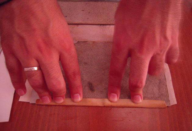 Εικόνα 13.  Διαδικασία γυρισμάτων.