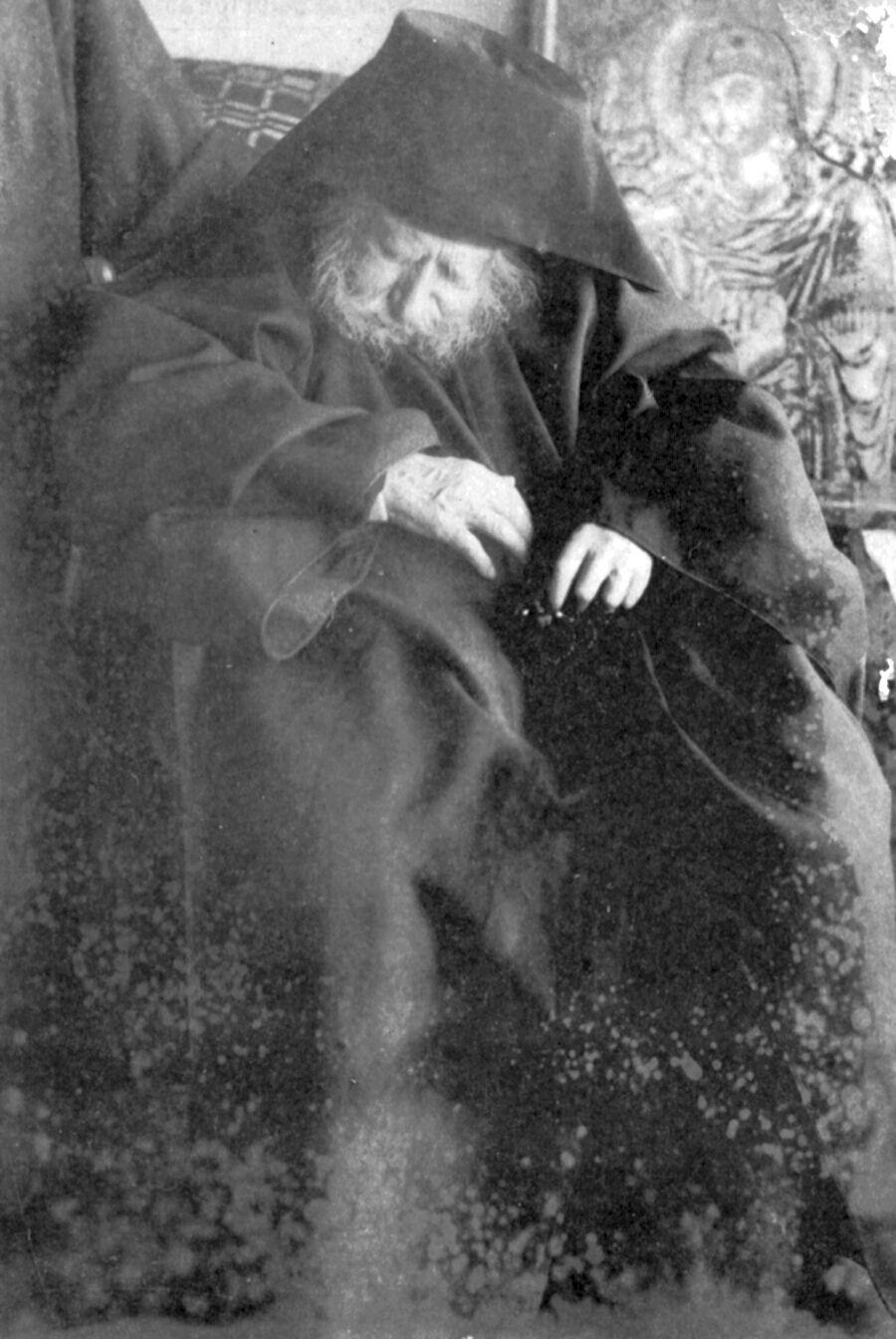 Μοναχός Ιάκωβος Βατοπεδινός (1807 – 2 Φεβρουρίου 1904)