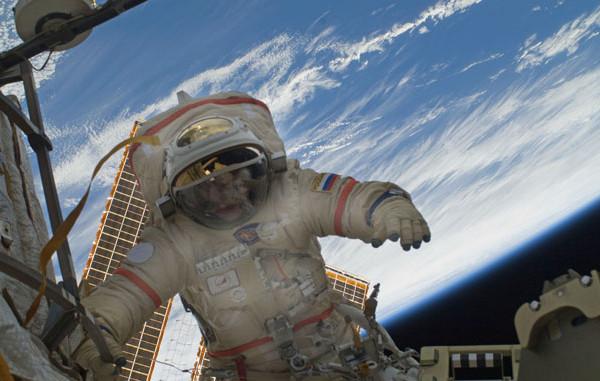 Άνθρωπος στο διαστημικό περιβάλλον και ακτινοβολίες
