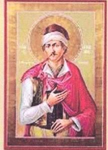 Ο Άγιος Νεομάρτυρας Ιωάννης ο Κάλφας