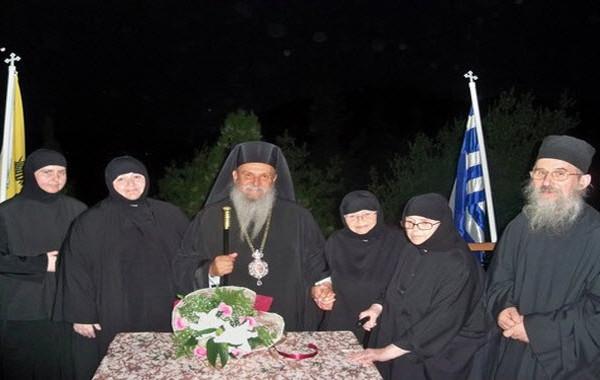 Εκοιμήθη η Γερόντισσα Εφραιμία της Ι.Μ. Παναγίας Ραψάνης