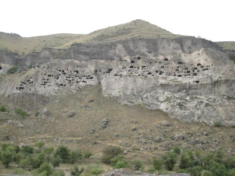 Vartzia - The caves city