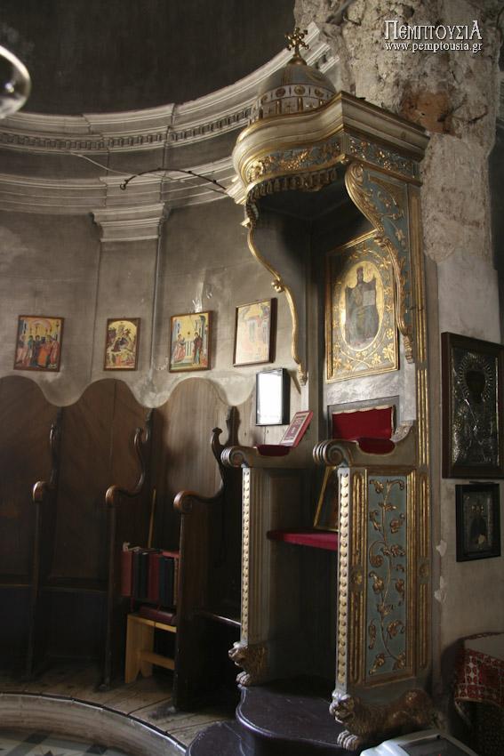 Ιερά Μονή Γουβερνέτου (Κυρίας των Αγγέλων)