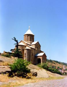 Ο Άγιος Γεώργιος του Ασγκούρι (9ος -10ος αιώνας) [Μνήμη 2 Απριλίου]