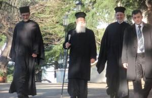 Ιερά Μονή Αγ. Τριάδος Χάλκης