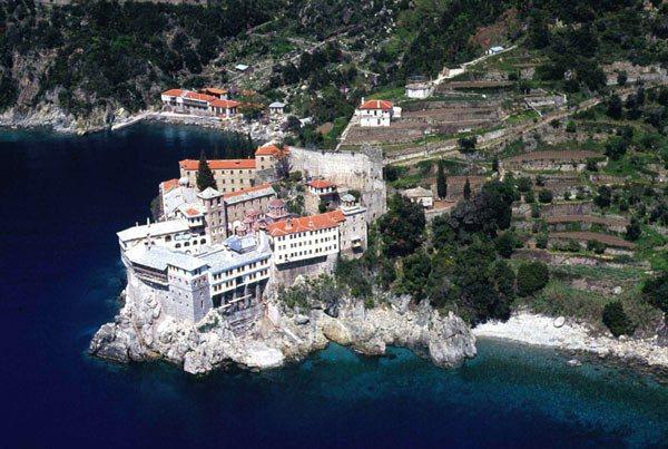 gregoriou-monastery