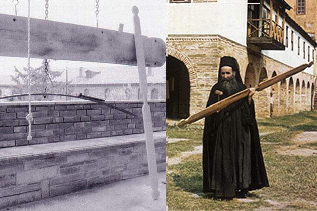 Πως κτυπούν τις καμπάνες οι μοναχοί του Αγίου Όρους | Πεμπτουσία