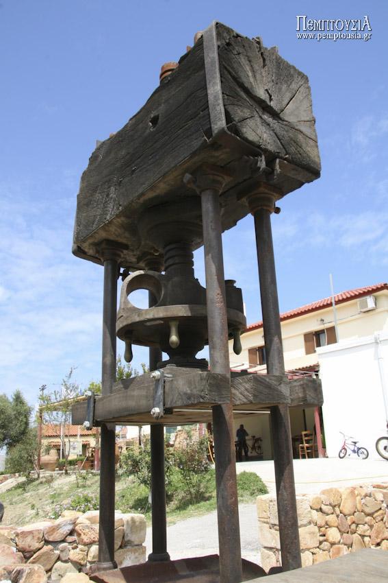 Μουσείο Ελιάς Βουβών (Κρήτη)