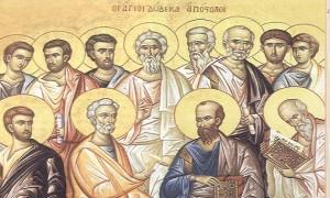 Να ποιοι είναι οι Απόστολοι! [1ο Μέρος]