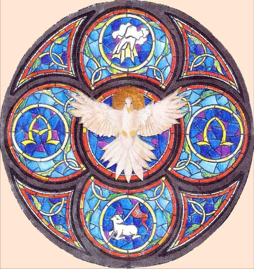 Η κάθοδος του Αγίου Πνεύματος (Κυριακή της Πεντηκοστής) | Πεμπτουσία