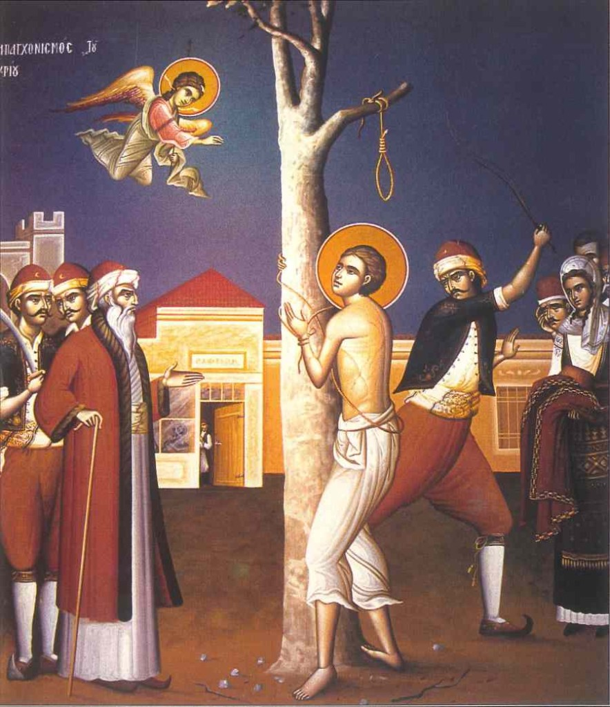 Apaghonismos Agiou Neomartyros Argyriou, Naos Koimiseos Theotokou Epanomi Thedssalonikis