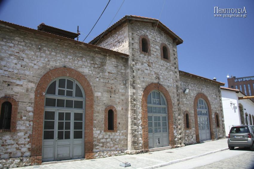 Γκάζι (Εργοστασιακό συγκρότημα Φωταερίου Αθηνών)