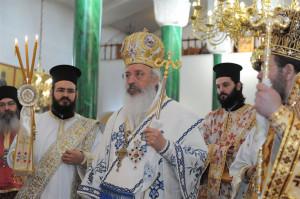 Εορτή του Αγίου Νικοδήμου και Χειροτονία στην Ι. Μητρόπολη Κασσανδρείας