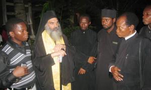 Ο Κεντρώας Αφρικής Νικηφόρος μιλά για την μαύρη μαγεία στην Αφρική