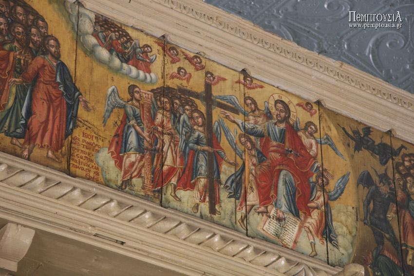 Η Παναγία της Ανωγής (Ιθάκη)