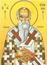 Άγ. Ειρηναίος, επίσκοπος Λουγδούνου (Λυόν)