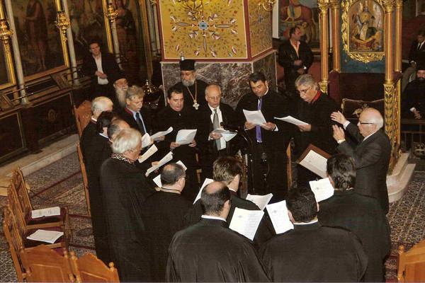 Η κλασική απλότητα του βυζαντινού μέλους και οι νέες μελοποιήσεις