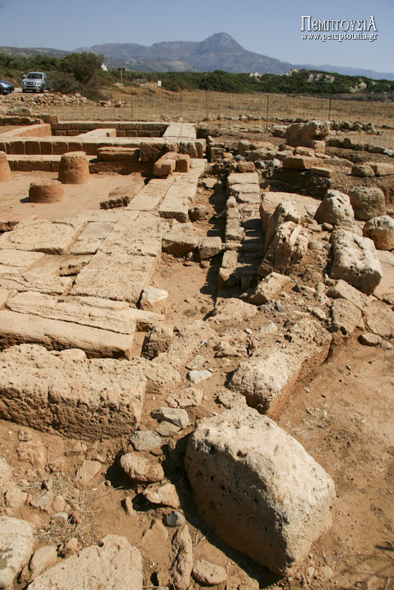 Η αρχαία Φαλάσαρνα (Κρήτη)