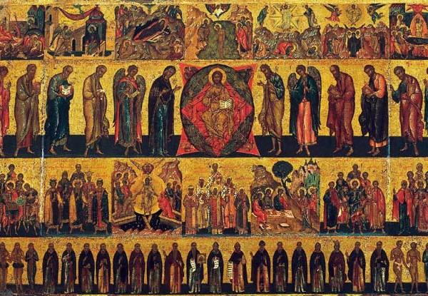 Υπάρχουν και σήμερα άγιοι και πατέρες της Εκκλησίας