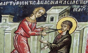 Αγία Αναστασία η Ρωμαία: η θαρραλέα μαθήτρια του Χριστού [2]