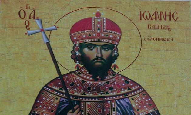 Ιωάννης Βατάτζης Ελεήμων Βασιλεύς
