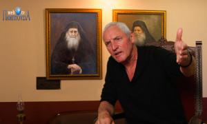 Ο Κλάους Κένεθ μιλά για το Άγιο Όρος και τον Γέροντα Σωφρόνιο