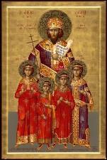 Αγιοκατάταξις Δαβίδ του Μ. Κομνηνού και των συν αυτώ