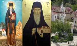Ο άγιος Μελέτιος, ο εν Υψενή Ρόδου
