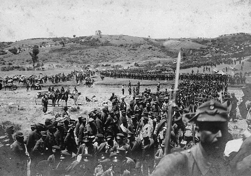 Οι Βαλκανικοί πόλεμοι μέσα από το φακό της εποχής