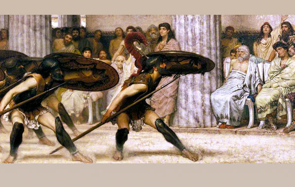 Ο χορός από την αρχαία Αίγυπτο στην αρχαία Ελλάδα