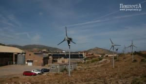 Ενεργειακή αυτονομία: το κτίριο μηδενικών εκπομπών CO2 στο Λαύριο