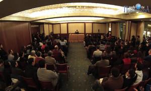 Ομιλία Γέροντα Εφραίμ Βατοπαιδινού σε φοιτητές (μέρος β´)