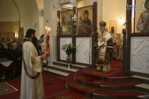 Αγιοκατάταξη Οσίου Πορφυρίου: εορταστική θεία λειτουργία