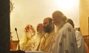 Εορταστική Θεία Λειτουργία: Αγιοκατάταξη Οσίου Πορφυρίου Καυσοκαλυβίτου