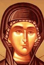 Οσία Μελάνη η Ρωμαία, η ελεήμων και φιλάνθρωπος
