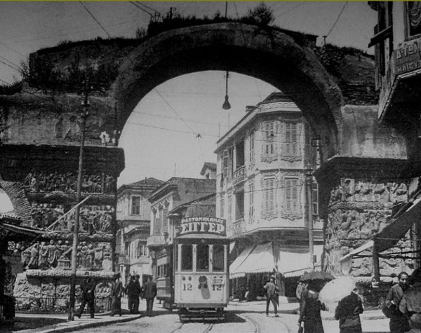 Η παλιά Θεσσαλονίκη σε ένα απίθανο βίντεο