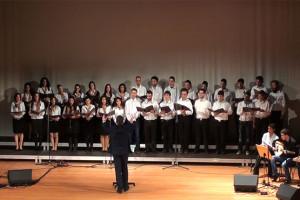 Παραδοσιακά κάλαντα από την χορωδία της Ανωτάτης Εκκλησιαστικής Ακαδημίας Θεσσαλονίκης