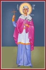 Αγία Παρθένα η Εδεσσαία