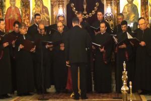 Ψαλμοί και ύμνοι από τον βυζαντινό χορό «Ηδύμελον» (2ο μέρος)