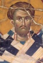 Απόστολος Τιμόθεος, Επίσκοπος και μάρτυρας