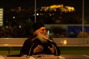 Γέροντας Εφραίμ: Η Ελλάδα πρωτεύουσα της Ορθοδοξίας (ομιλία στο Ελαιών Loft)