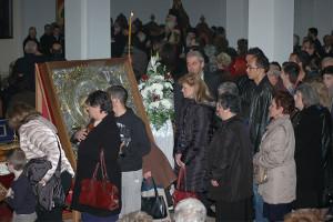 Ο Μέγας Αρχιερατικός Εσπερινός επί τη μνήμη του Αγίου Μαξίμου του Γραικού (μέρος 2ο)